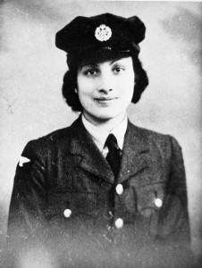 Hon. Assistant Section Officer Noor Inayat Khan (code name Madeleine), George Cross, MiD, Croix de Guerre avec Etoile de Vermeil. Noor Inayat Khan served as a wireless operator with F Section, Special Operations Executive