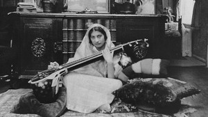 A file picture of Indian princess Noor Inayat Khan, who spied for Britain. (AFP)