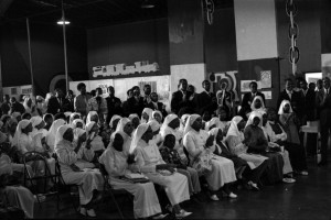Black Muslim Women Courtesy of California State University, Los Angeles (1970-1976)